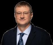 Portrait-Foto von Lutz Albrecht, Steuerberater und Rechtsanwalt